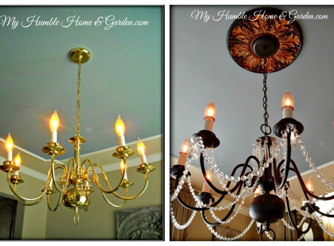 Updating my chandelierhome love stories updating my chandelierhome love stories aloadofball Image collections
