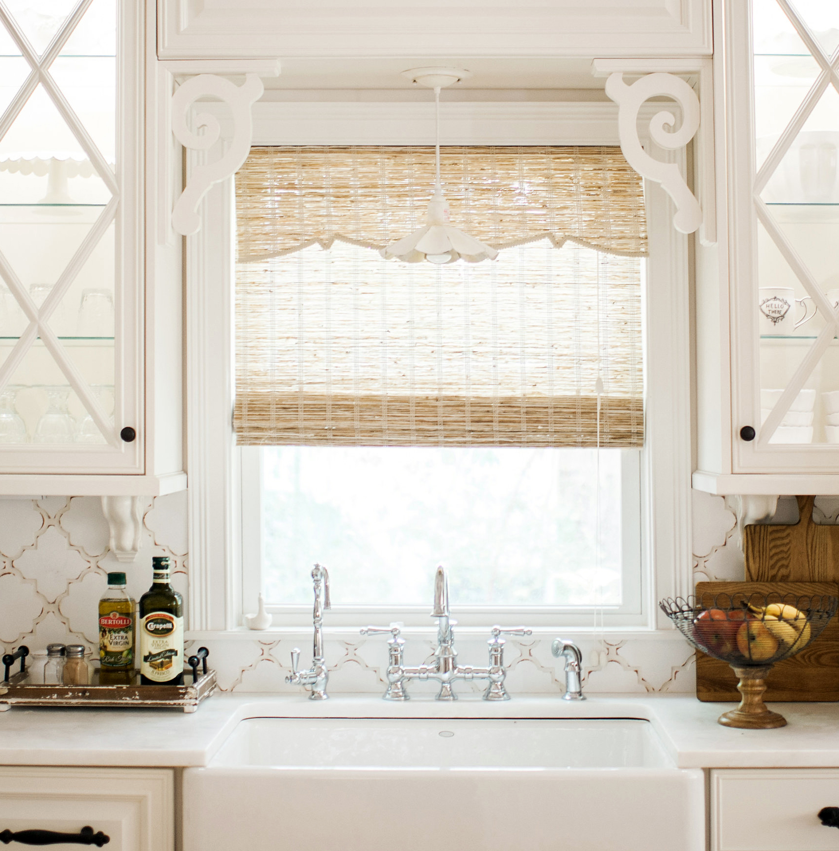 Pendant Light Over Kitchen Sink: » My Beach House RemodelHome Love Stories