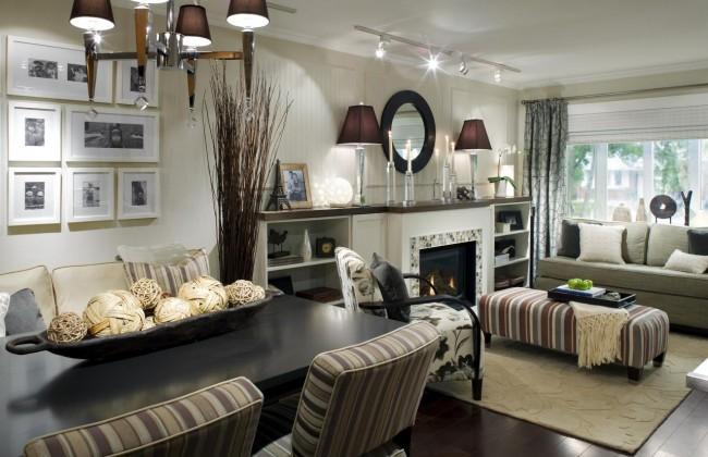 Candice Olson Living Room