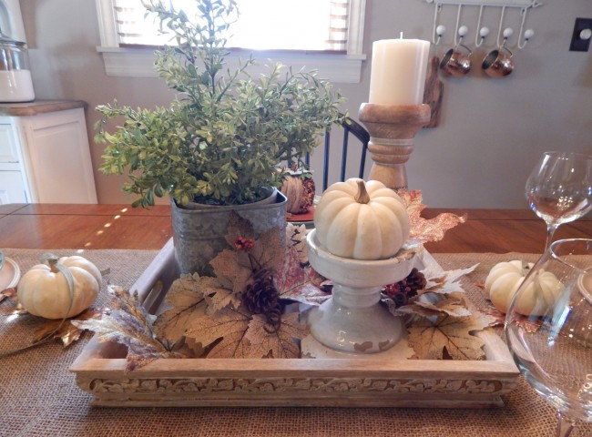 Fall Has Been Fun For Me This Year Around My Home I Have A Small And Sometimes Get Overwhelmed When Decorate Because Don T Want It Feel Too